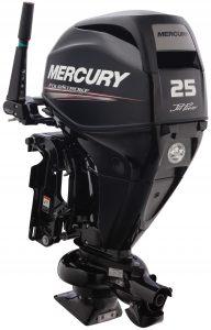 Silnik Mercury Jet 25 HP